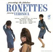 Ronettes: Presenting The Fabulous Ronettes - Plak