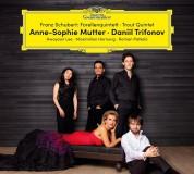 Anne-Sophie Mutter, Daniil Trifonov: Schubert: Forellenquintett - Trout Quintet - CD