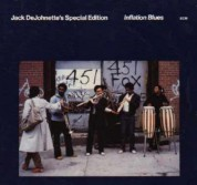 Jack DeJohnette's Special Edition: Inflation Blues - CD