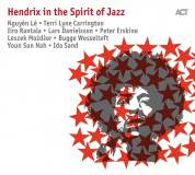 Çeşitli Sanatçılar: Hendrix in the Spirit of Jazz - CD