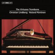 Christian Lindberg, Roland Pöntinen: The Virtuoso Trombone - CD