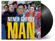 Neneh Cherry: Man - Plak
