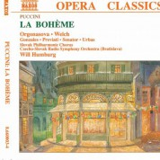 Will Humburg: Puccini: Boheme (La) - CD