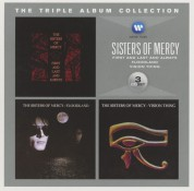 The Sisters Of Mercy: Triple Album Collection - CD
