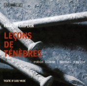 Theatre of Early Music, Daniel Taylors: Couperin: Lecons de Ténèbres - CD