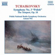 Tchaikovsky: Symphony No. 3 / The Tempest - CD