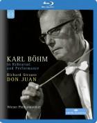 Wiener Philharmoniker, Karl Böhm: Karl Böhm: In Rehearsal and Performance, Vol. 1 - BluRay