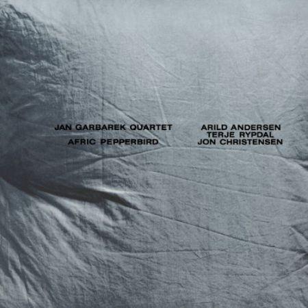 Jan Garbarek Quartet: Afric Pepperbird - CD