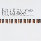 Ketil Bjørnstad: The Rainbow (solo piano) - CD