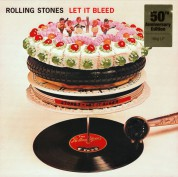 Rolling Stones: Let it Bleed (50th Anniversary) - Plak