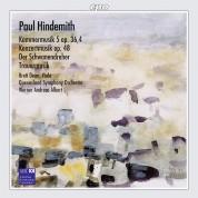 Brett Dean, Werner Andreas Albert, Queensland Symphony Orchestra: Paul Hindemith - Viola Concertos - CD