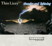 Thin Lizzy: Thunder And Lightning - CD