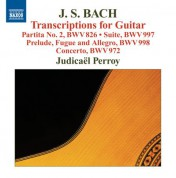 Judicael Perroy: Bach: Transcriptions for Guitar - CD