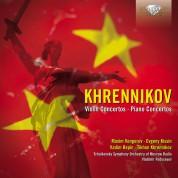 Tchaikovsky Symphony Orchestra of Moscow Radio, Vladimir Fedoseyev: Khrennikov: Violin Concertos, Piano Concertos - CD