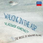 Vladimir Ashkenazy - Walking in The Air - CD