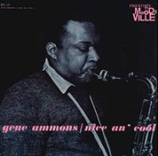 Gene Ammons: Nice An' Cool (45rpm-edition) - Plak