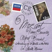 Academy of St. Martin in the Fields: Mozart: The Piano Concertos - CD