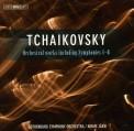 Gothenburg Symphony Orchestra, Neeme Järvi: Tchaikovsky: Orchestral Works, Symphonies 1-6 - CD