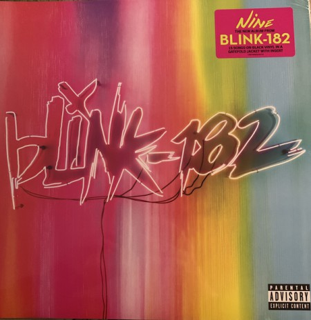 Blink 182: Nine - Plak