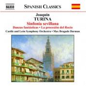 Turina: Sinfonia Sevillana / Danzas Fantasticas / Ritmos - CD