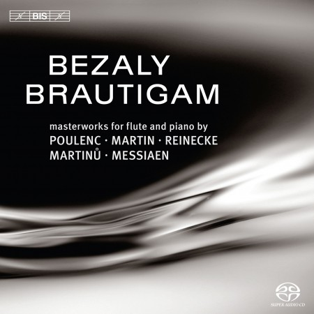 Sharon Bezaly, Ronald Brautigam: Sharon Bezaly - Masterworks for Flute and Piano II - SACD