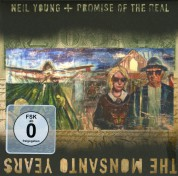 Neil Young: The Monsanto Years (CD/DVD) - CD