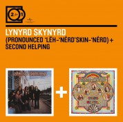 Lynyrd Skynyrd: (Pronounced 'Leh-'Nérd 'Skin-'Nérd) / Second Helping - CD