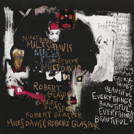 Miles Davis, Robert Glasper: Everything's Beautiful - Plak