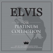 Elvis Presley: The Platinum Collection (White Vinyl) - Plak