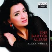 Klára Würtz: Piano Sonata, Suite, Allegro Barbaro - CD