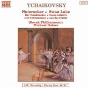 Slovak Philharmonic Orchestra: Tchaikovsky: The Nutcracker / Swan Lake (Excerpts) - CD