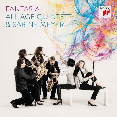 Sabine Meyer, Allaige Quintett: Fantasia - CD