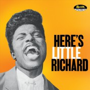 Little Richard: Here's Little Richard - Plak