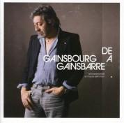 Serge Gainsbourg: De Gainsbourg A Gainsbarre - CD