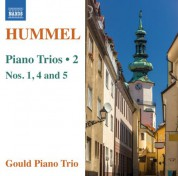 Gould Piano Trio: Hummel: Piano Trios, Vol. 2 - CD