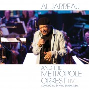 Al Jarreau And The Metropole Orkest (Live) - CD