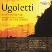 Giulio Tampalini, Gino Zambelli, Lin Ling Hui, Orchestra da Camera di Brescia, Filippo Lama: Ugoletti: Accordion & Guitar Concerto, Dickinson Arias - CD