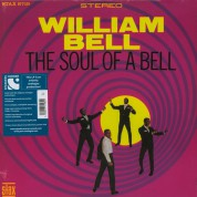 William Bell: The Soul Of A Bell - Plak