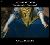 Cafe Zimmermann: Vivaldi: Estro Armonico - Libro secondo - CD