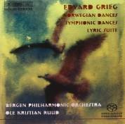 Ole Kristian Ruud, Bergen Philharmonic Orchestra: Grieg - Orchestral Dances - SACD