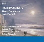 Konstantin Scherbakov: Rachmaninov: Piano Concertos Nos. 2 & 3 - SACD
