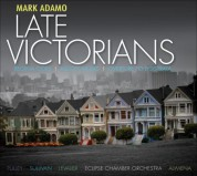 Sylvia Alimena: Adamo, M.: Late Victorians / Alcott Music / Regina Coeli - CD