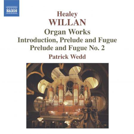 Willan: Organ Works - CD