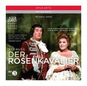 Strauss: Der Rosenkavalier - CD