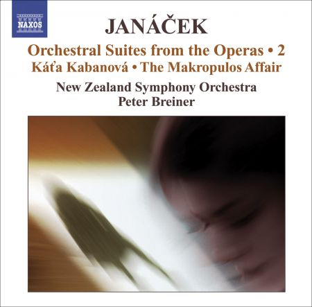Peter Breiner: Janacek, L.: Operatic Orchestral Suites, Vol. 2  - Kat'A Kabanova / The Makropulos Affair - CD
