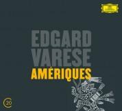 Chicago Symphony Orchestra, Pierre Boulez: Varèse: Amériques - CD