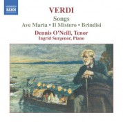 Verdi: Songs - CD