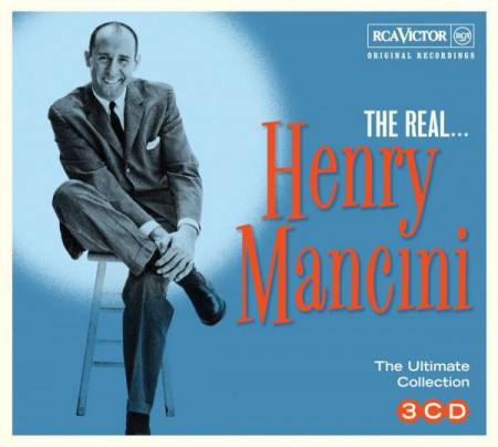 Henry Mancini: The Real...Henry Mancini - CD