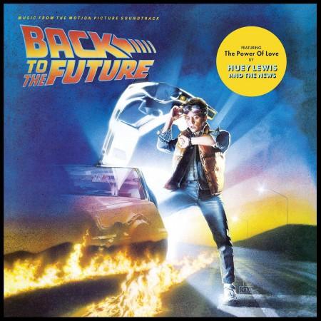 Çeşitli Sanatçılar: Back To The Future - Plak