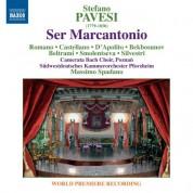 Massimo Spadano: Pavesi: Ser Marcantonio - CD